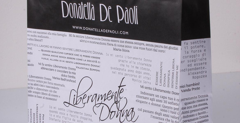 shopper Donatella de Paoli con le 20 frasi più votate