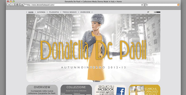 home sito internet