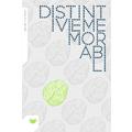 DISTINTIVI E MEMORABILI - numero 1